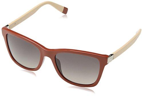 Furla Damen Su4934 Sonnenbrille, Beige (Shiny Brick), One Size