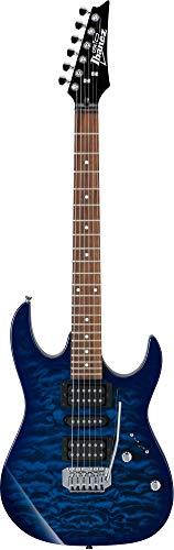 IBANEZ GIO E-Gitarre 6 String - Transparent Blue Burst (GRX70QA-TBB)