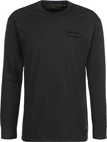 Levi`s heren T-shirt Skate Graphic LS Tee