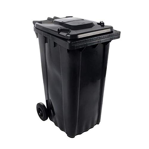 SSI Contenedor Basura 240 litros Color Gris Antracita