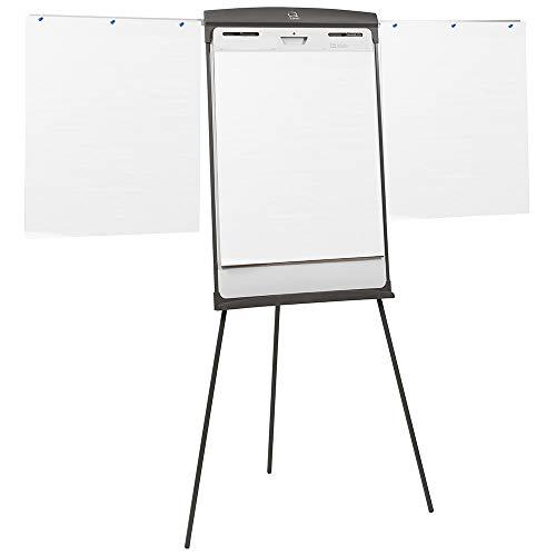 Quartet Easel, Magnetic Whiteboard/Flipchart, 27