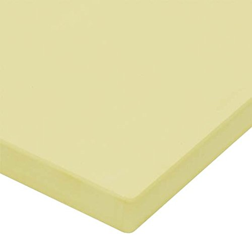 Sani-Tuff Rubber Cutting Board 149-880 8 x 8-inches, 1/2-inch Thick. Made in USA.