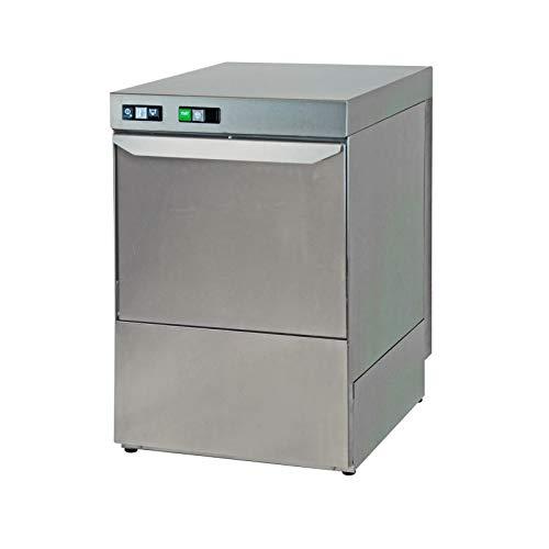 Lavavajillas 500-230 DP monofásico con bomba de desagüe – Combisteel – 220 V monofásico