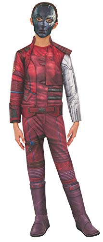 Rubie's Marvel Avengers: Endgame Child's Deluxe Nebula Costume & Mask, Large
