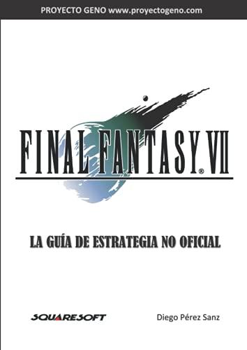 Final Fantasy VII - Guía de Estrategia No Oficial: Proyecto GENO