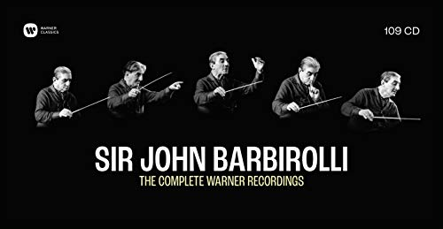 Barbirolli-the Complete Warner Recordings