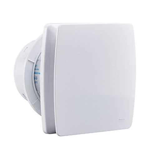 LAY Échappement 4 Pouces Haute Vitesse du Ventilateur, Toilettes Cuisine Salle De Tenture Fenêtre en Verre Petit Ventilateur Extracteur Ventilateurs D'échappement