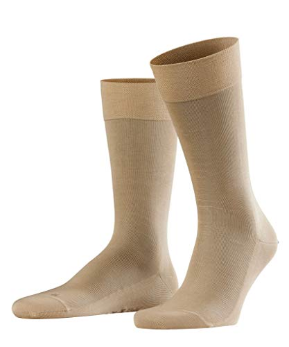 FALKE Functional Herren Socken Sensitive Malaga 3er Pack, Größe:39-42;Farbe:Sand (4320)