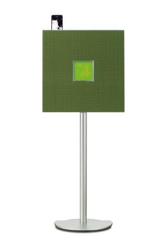 Yamaha Restio ISX 800 Integrated Audio System (CM/MP3-Player, UKW-Tuner, USB 2.0) grün