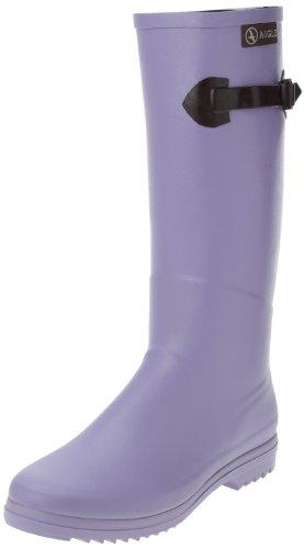 Aigle Damen Chantebelle Pop Gummistiefel, Violett (lavendelfarben), 36