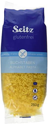 Seitz glutenfrei Buchstaben (1 x 250 g)