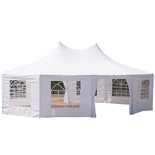 29'x20' Large 10-Wall Event Wedding Gazebo Canopy Tent