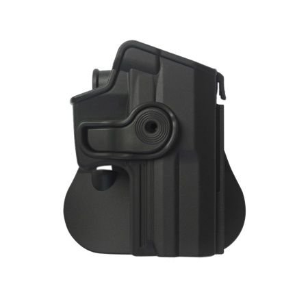 HK usp compact holster Polymer Retention Roto Holster for Heckler & Koch USP Compact 9 / 41 Black and a genuine IGWS