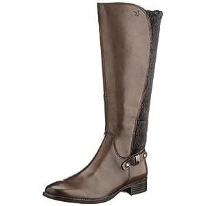 Caprice Women's 25523 Boots, Brown (3), 7.5 UK: Amazon.co.uk