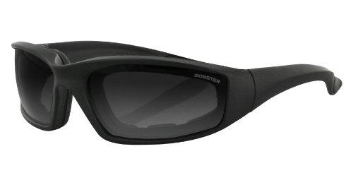 Bobster Foamerz 2 Lunettes de soleil, lentilles fum-, cadre noir
