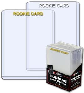 Pack of 25 BCW 3 x Popular popular 4 Card to