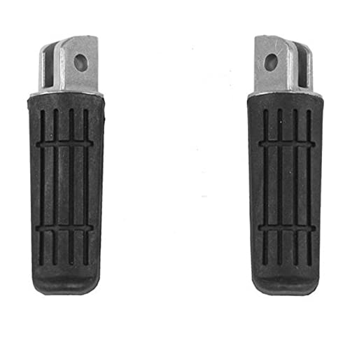 Footrests Foot Pegs Foot Pedals Motorcycle L & R Front Footrest Foot Pegs for YAMAH-A FJR1300 FZ1 FZ6 FZ6R FZ400 Xjr1200 Xjr1300 2004-2008
