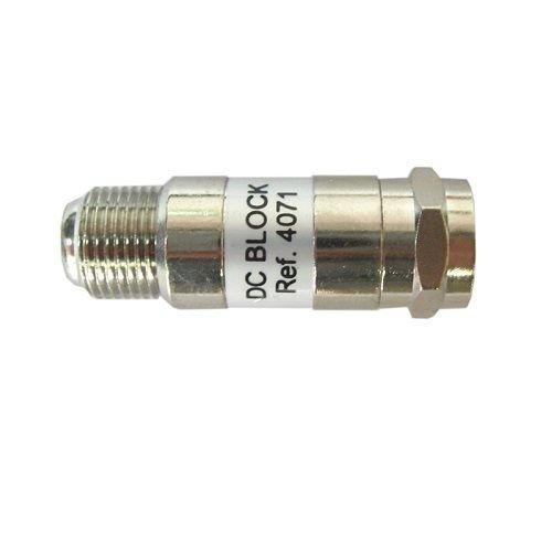 Adaptador Bloqueador DC Tipo F, Cablepelado