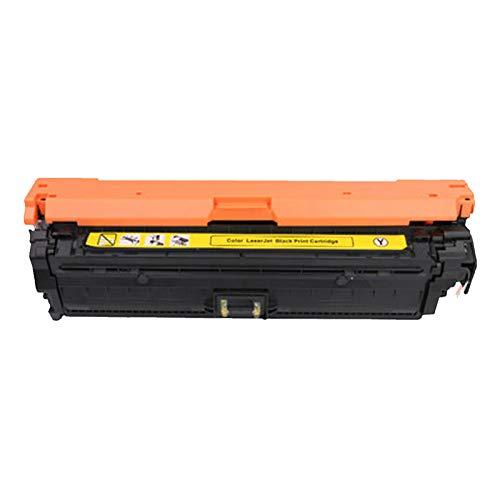 AXAX Cartuchos de tinta compatibles que sustituyen a los cartuchos de tóner HP 508A para impresoras HP M552 M553, suministros de oficina Fiabilidad perfecta para mantener el amarillo instantáneo