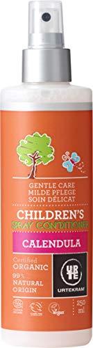 Urtekram Acondicionador en spray para niños orgánico, cuidado suave, 250 ml