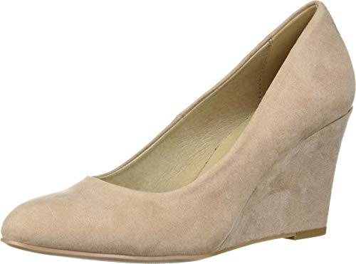 CL by Chinese Laundry Women's LINDSI Pump, Dark Nude Suede, 8 M US