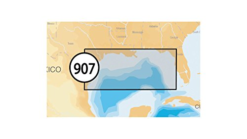 %13 OFF! Navionics Platinum+ SD 907 Gulf of Mexico Nautical Chart on SD/Micro-SD Card - MSD/907P+