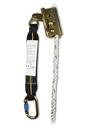 Irudek 100308900001 ROP-STOP   Anticaídas deslizante sobre cuerda de Ø14-16mm de grosor