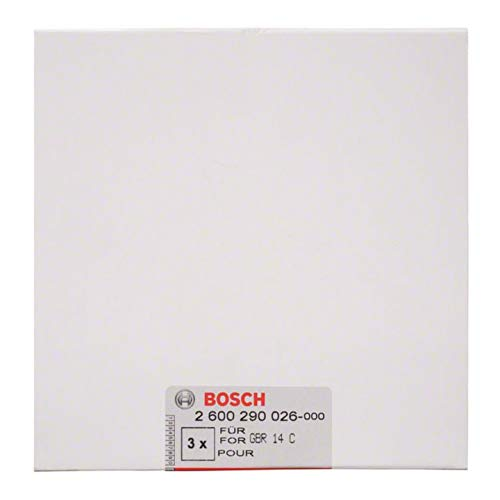 Bosch Professional Ersatzbürste für GBR 14 (3er Pack)