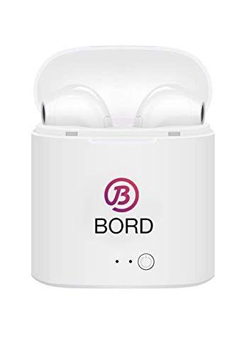 Wireless Earbuds Earphones (White)