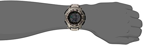 Casio Wristwatches Big on Wrist for Men Women How to Choose Pro Trek
