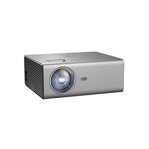 DBGS Full HD LED-projector-inbouw-Android-systeem ingebouwde wifi ondersteunt 1080P automatische keystone-correctie videoprojector met USB2, HDMI, VGA, AV-interface