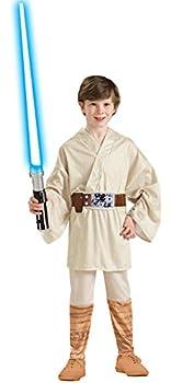 Star Wars Classic Luke Skywalker Child Costume Size  Medium  US sizes 8-10 For 5-7 years