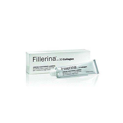 Labo Fillerina 3D ColAGEN Crème contour des lèvres Filler Lips Grade 5 Plus 15 ml