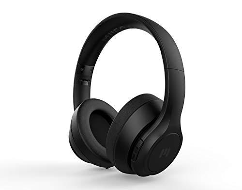 MIIEGO BOOM - Premium Wireless On-Ear Kopfhörer - Schwarz/Schwarz