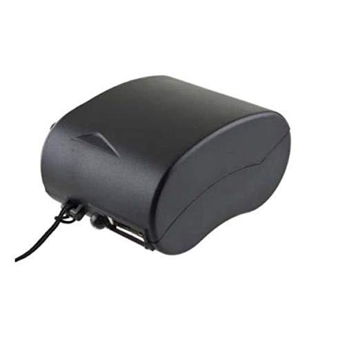 ACEHE Cargador de teléfono, Mini manivela USB Radio Linterna Cargador de teléfono Celular Cargador de generador de energía de Emergencia Manual portátil para Viajes al Aire Libre