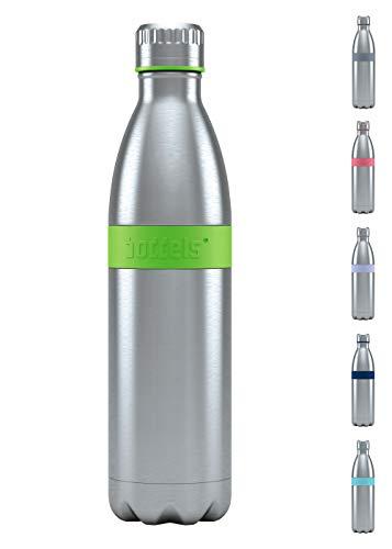 boddels Trinkflasche TWEE 800ml - Deine Isolierflasche für jeden Anlass (Apfelgrün)