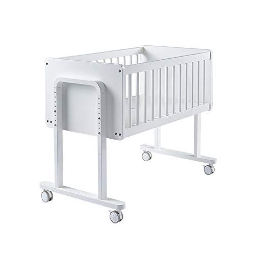 Produits pour enfants Lit d'enfant en Bois Massif, lit de Couture, lit de bébé Multifonctionnel, Bureau Variable