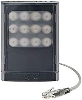 VAR2-IPPOE-I4-1, LED infrarood koplamp, 15W 850 nm, 10x10°, 35x10°, 60x25°, IP66, 24V, PoE, IP-bediening