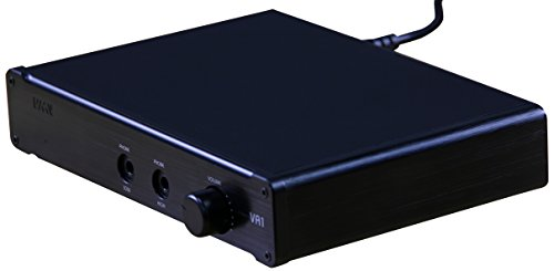 SMSL Audio VA1 DT Headphone Amplifier, Black