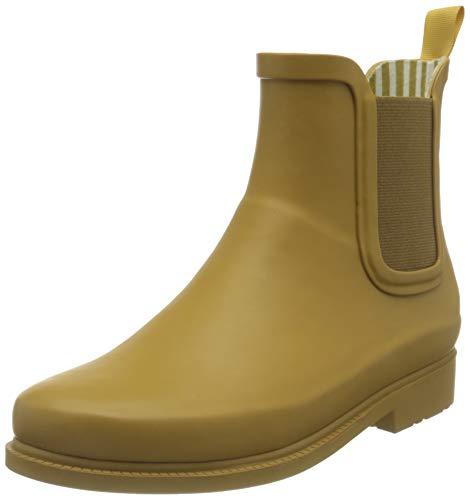 Vero Moda Damen VMSIS Boot Stiefelette, Dried Tobacco, 38 EU