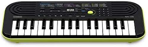 LIUFS-Tastatur Spielzeug Elektronisches Klavier Kinder Multi-Funktions Mini Sound Reichhaltige Früherziehung Musikinstrument (Farbe   Grün)