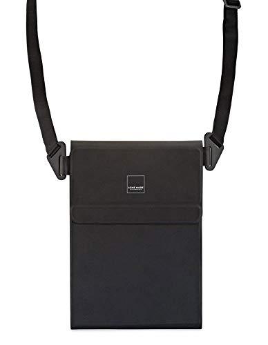 Capa com Alça Ajustável Ergo Book Sling Ipad Air, Acme Made, Capa Protetora para Tablet, Preto