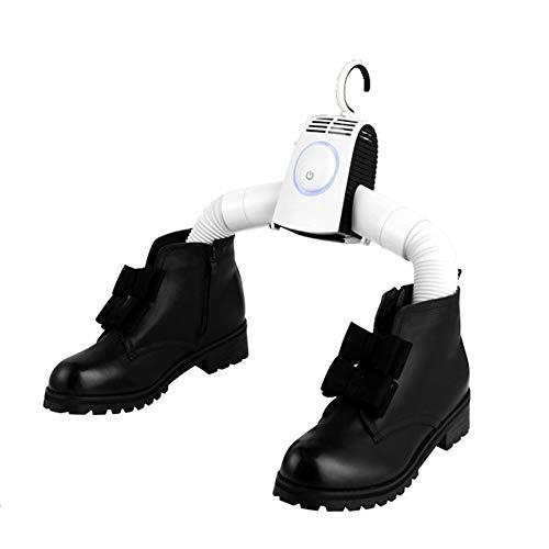 NBRTT Wäschetrockner, tragbare Mini-Trockner Kleiderbügel und Schuh mit eingebautem Elektro für Stiefel Schuhe Unterwäsche Handschuh Zwei Trocknungsmodi Hot Coldquiet, einfach zu bedienen