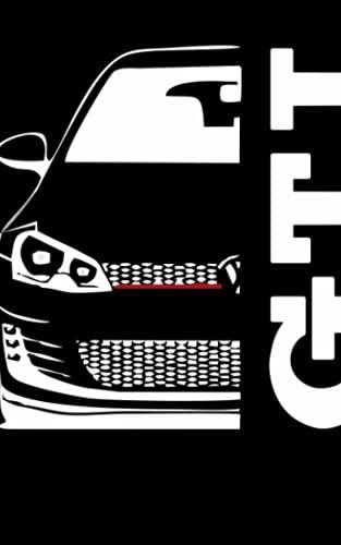 Kalender Tagesplaner Familienplaner 2022 Jahreskalender VW GOLF VII 7 GTI CLUBSPORT