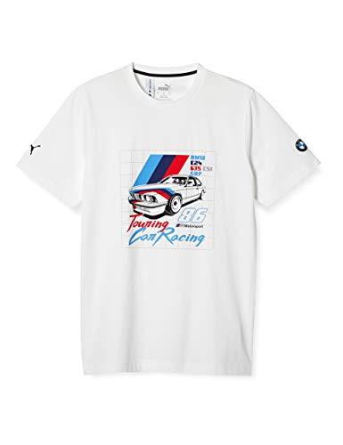 PUMA Camiseta Modelo BMW MMS Vintage tee Marca