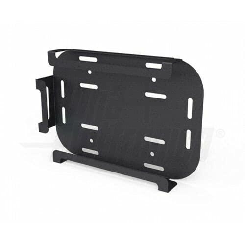 Supporto da parete - Compatibile con Decoder Sky Q Mini - Nero
