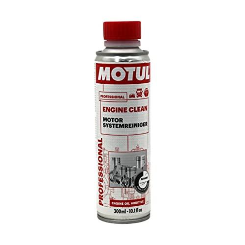 Motul Additivo olio–Engine Clean 300ml Professional, Formula Migliorata 2018