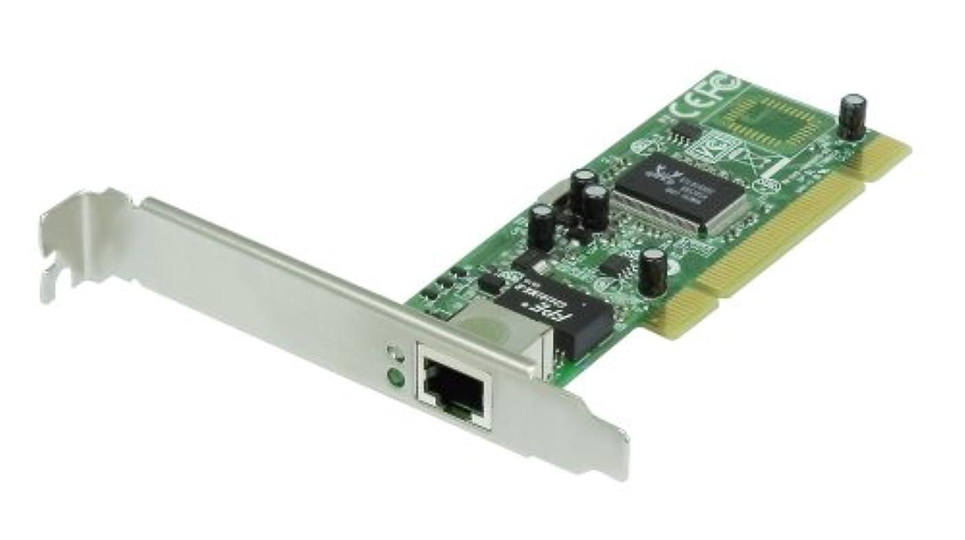 そよ風害虫厚さPLANEX ジャンボフレーム対応ギガビット PCIバス LANアダプタ GN-1200TW2