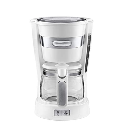 ZTTTD Kaffeemaschine Haushalts Mini Halbautomatische Drip Filter Kaffeemaschine Haushalts Teekanne Kaffeevollautomat (Color : B)