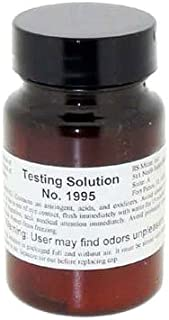 RS MIZAR M24 GOLD TESTER TESTING SOLUTION REFILL